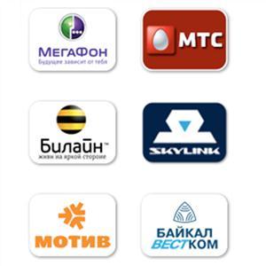 Операторы сотовой связи Байкальска