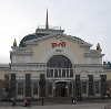 Железнодорожные вокзалы в Байкальске