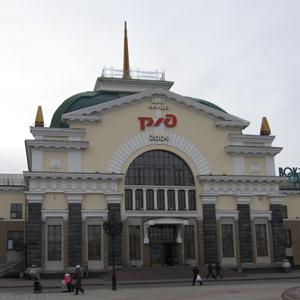 Железнодорожные вокзалы Байкальска